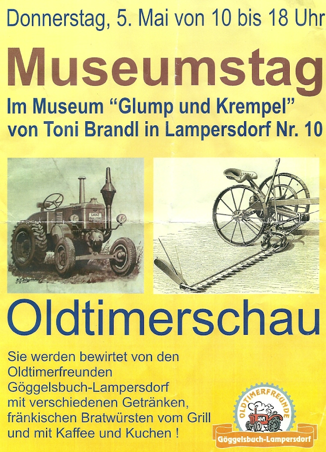 Museumstag 2016